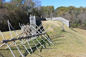 Vicksburg battle relics, MS
