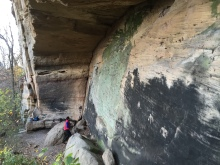 Finding 1000-yr old petroglyphs
